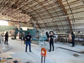 Cazul cu mini fabrica de elicoptere: Oamenii legii ar fi dat serios în bară