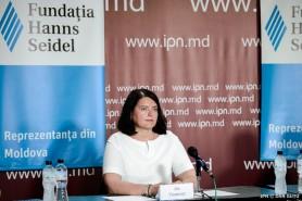 Ala Tocarciuc: În următoarele luni va crește numărul de bolnavi gravi cu COVID-19