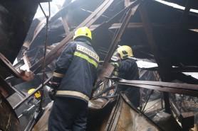 IGSU a stabilit primele versiuni de izbucnire a arderii în edificiul Filarmonicii Naționale Serghei Lunchevici