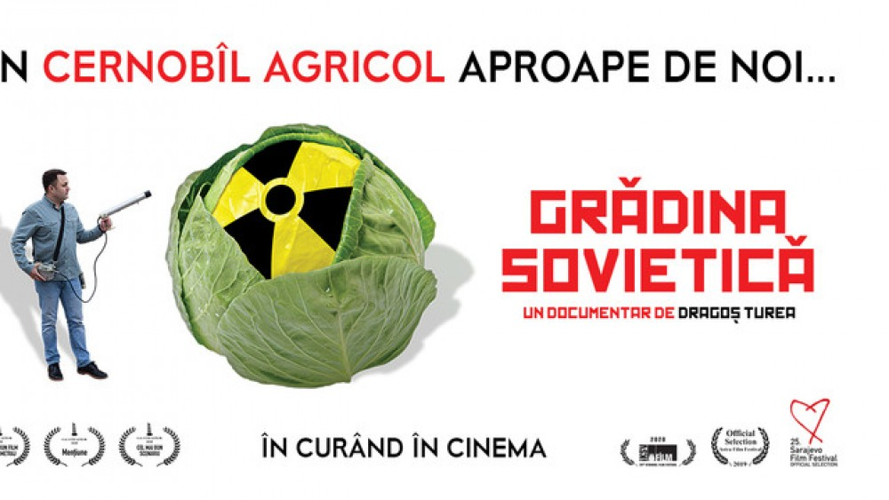 """Documentarul """"Grădina Sovietică"""", în regia lui Dragoș Turea, selectat la BEAST Internațional Film Festival din Portugalia"""