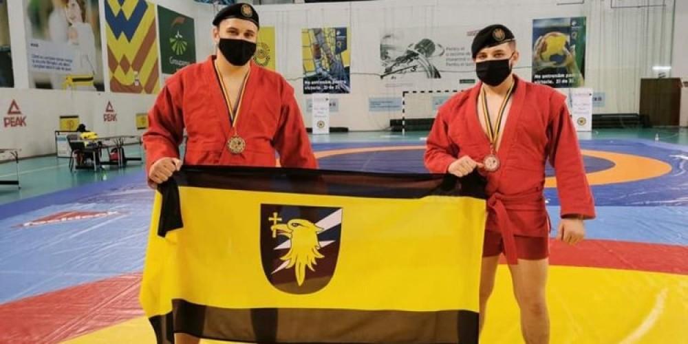 Doi frați basarabeni au trecut Prutul și au ajuns campioni