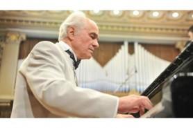 Compozitorul Eugen Doga a devenit Cetățean de Onoare al municipiului Iași