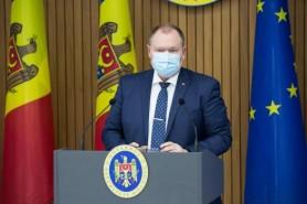 LIVE // Prim-ministrul interimar, Aureliu Ciocoi anunță noi restricții care vor fi aplicate în Moldova