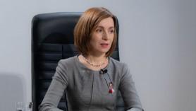 """Maia Sandu anunță care este """"Prioritatea Nr. 1"""" a mandatului de Președinte: Mizez mult pe susținerea cetățenilor"""