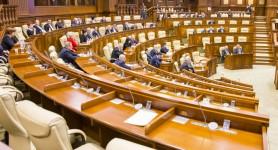 SURSE // Noi cazuri de COVID-19 în Parlamentul Republicii Moldova