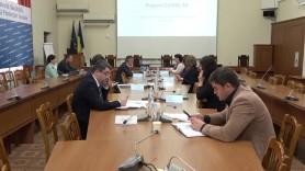 LIVE // Conferință de prezentare a situației epidemiologice privind controlul infecției COVID-19 pe teritoriul Republicii Moldova