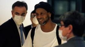 Ronaldinho a fost eliberat din închisoare după 32 de zile