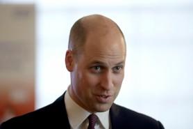 """Prințul William a fost numit """"cel mai sexy bărbat chel din lume"""""""