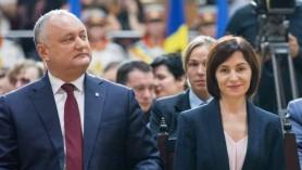 Dezvăluiri ȘOCANTE, Igor Dodon și Maia Sandu ar fi avut o înțelegere: S-a grăbit