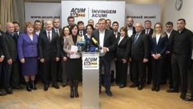"""Un deputat vorbește despre refacerea Blocului ACUM: """"Aceasta ar duce la consolidarea forţelor pro-europene şi unioniste"""""""