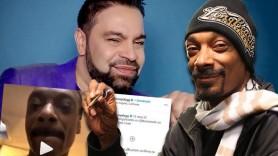 Ai trăit să o vezi și pe asta: Snoop Dogg s-a filmat ascultând manelele lui Florin Salam