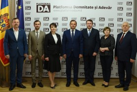 Andrei Năstase: Am depus toate eforturile pentru a demite guvernul-catastrofă în frunte cu Chicu