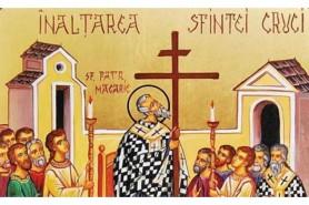 Creștinii ortodocși de stil vechi sărbătoresc Înălțarea Sfintei Cruci