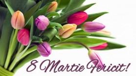 La Mulți Ani de Ziua Femeii. 47 mesaje speciale de 8 Martie pentru mamă, soție, iubită, colegă