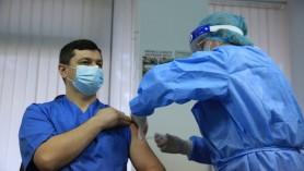 Campania de imunizare în Republica Moldova: Peste 23.400 de persoane au fost vaccinate împotriva COVID-19