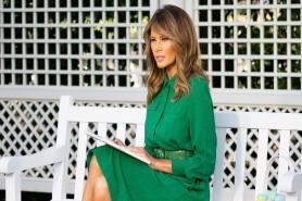 Melania Trump la 50 de ani: cum a devenit un fashion icon