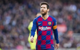 """""""Cum i-a reușit una ca asta?"""" Pasa genială acordată de Lionel Messi într-un meci amical"""