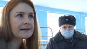 Alexei Navalnîi s-a certat în închisoare cu o jurnalistă. Cine este Maria Butina și de ce a venit să-l viziteze