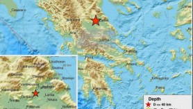 Cutremur puternic în Grecia, de 6,2 pe scara Richter