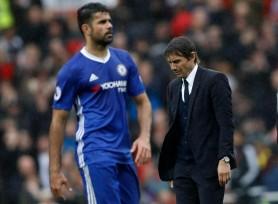 Diego Costa: Nu ar rezista la un club ca Real nici un sezon