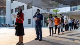 China va vaccina un oraș întreg după ce au fost confirmate doar 15 cazuri de COVID