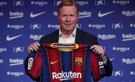 Lista NEAGRĂ a lui Koeman la Barcelona. Jucătorii care au fost anuntați că NU RĂMÂN pe Camp Nou
