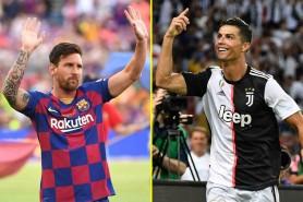 Leo Messi și Cristiano Ronaldo ar putea deveni din nou rivali doar că pe pământul Italian