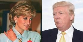 Cum a reacționat Prințesa Diana, când Donald Trump a încercat să o cucerească