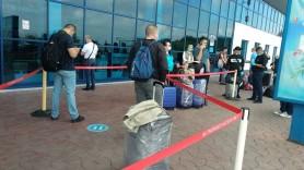 În ultimele 24 de ore, mii de persoane au plecat din Republica Moldova