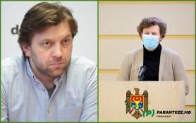 LIVE // Conferință de presă susținută de către deputații Fracțiunii PAS, Blocul ACUM, Dan Perciun și Dumitru Alaiba