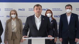 """PACE pregătit să-și asume un Guvern de Tranziție: """"Întreb pe Dodon, Sandu, Ciocoi și Greceanîi, voi ați pierdut pe cineva drag? Eu da!"""""""