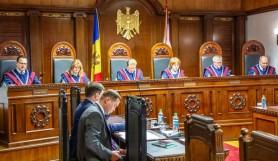 LIVE // Ședința Curții Constituționale. Ce sesizări vor fi examinate
