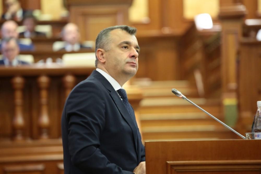 Reacția MAE român față de declarațiile Prim-ministrului Republicii Moldova la adresa României