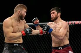Luptătorul Ion Cuțelaba revine în ring. Mâine seară va lupta cu Magomed Ankalaev
