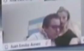 Parlamentar surprins în scene intime cu soția în timpul unui plen desfășurat prin videoconferință