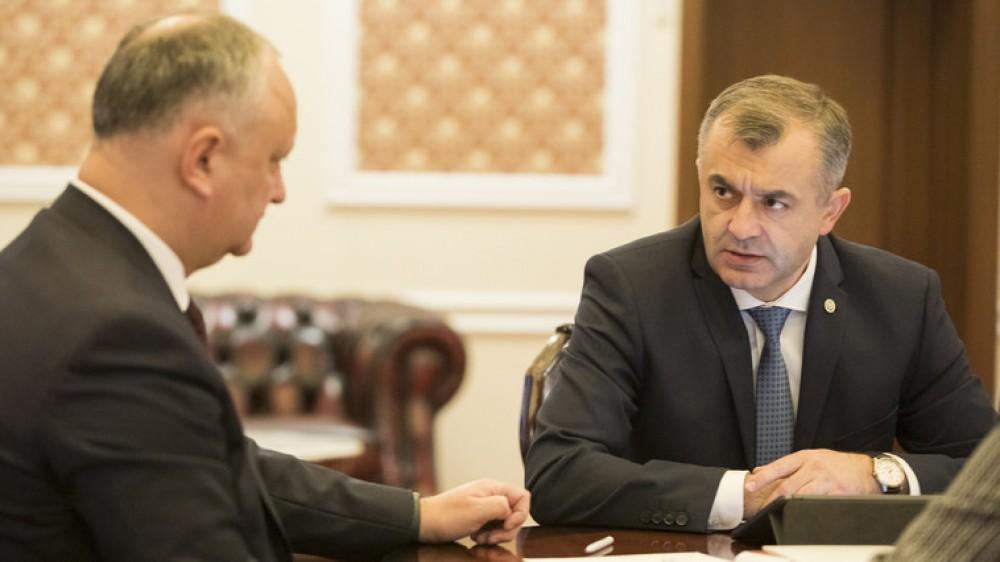 Ion Chicu critică dur mai multe inițiative economice ale lui Igor Dodon și PSRM