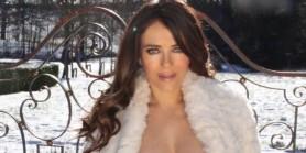 FOTO // Actrița de 55 de ani fără pic de inhibiții. A pozat cu sânii goi prin zăpadă