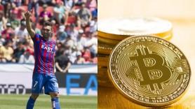 Premieră în fotbal: Transferul unui sportiv spaniol a fost plătit cu criptovalută