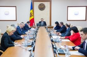 LIVE // Ședința Guvernului Republicii Moldova din 10 aprilie 2020