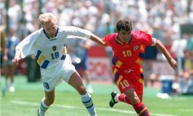 """Gică Hagi a dezvăluit echipa la care trebuia să ajungă după World Cup 94: """"Impresarul mi-a urlat în telefon"""""""