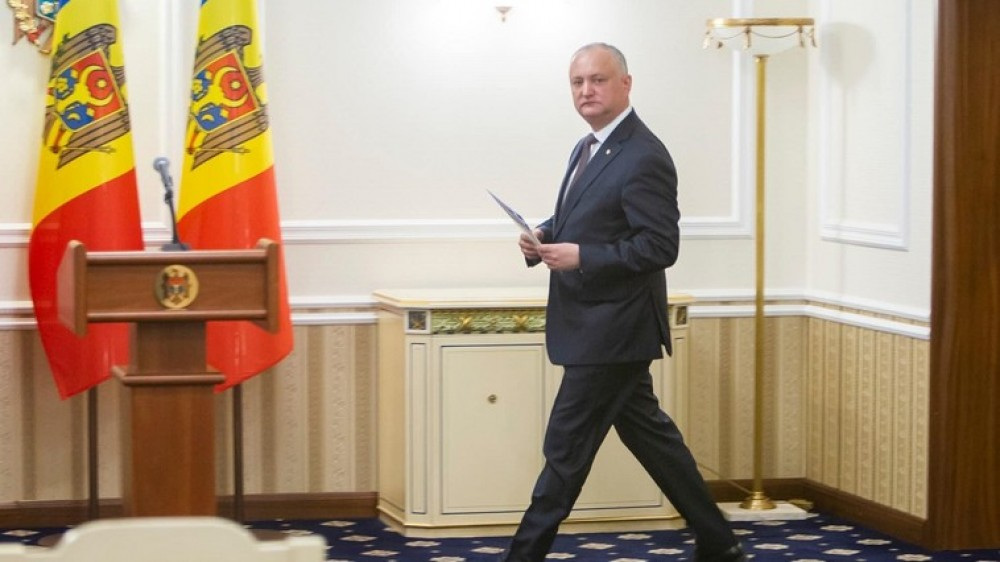 Populismul lui Dodon împinge Moldova în arbitraj internațional