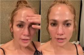 FOTO // Adevărata față a lui Jennifer Lopez. Cum arată în realitate diva latino la 51 de ani