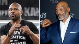 Lupta dintre Mike Tyson şi Roy Jones Jr a fost amânată