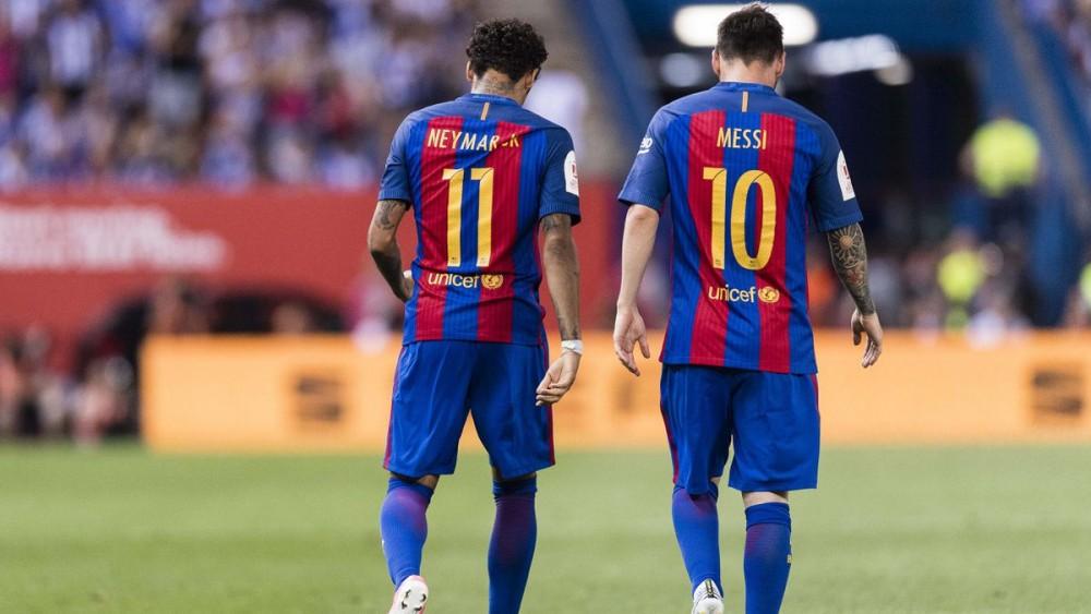 Neymar a făcut primul pas pentru a juca din nou împreună cu Leo Messi. Decizia brazilianului