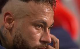"""Lacrimile lui Neymar: """"Am făcut tot ce am putut"""""""