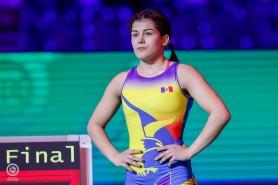 AUR pentru Moldova. Luptătoarea Anastasia Nichita a triumfat la Cupa Mondială de la Belgrad