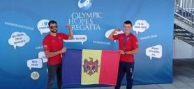 Performanță istorică! 4 medalii de aur și 3 de bronz pentru sportivii moldoveni la o competiție de canoe