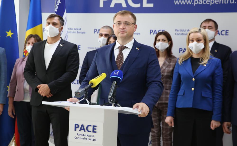 PACE sesizează instituțiile internaționale după ce un membru de partid a fost reținut: Condamnăm acțiunile abuzive ale procurorilor