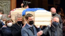 Casa unui fost fotbalist faimos din Italia a fost spartă chiar în ziua când acesta era înmormântat
