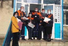 Partidul Acțiune și Solidaritate a livrat spitalelor din țară primele ajutoare din Fondul Solidarității